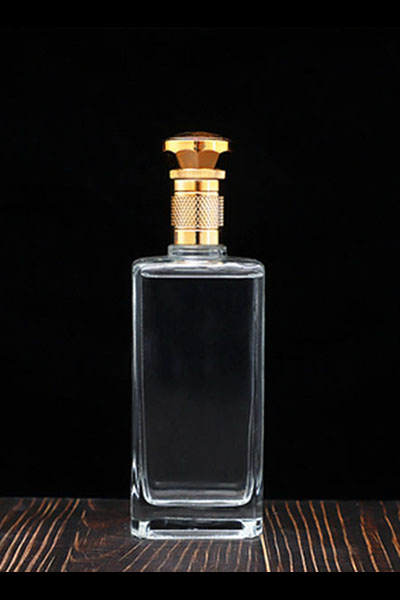 晶白酒瓶-016